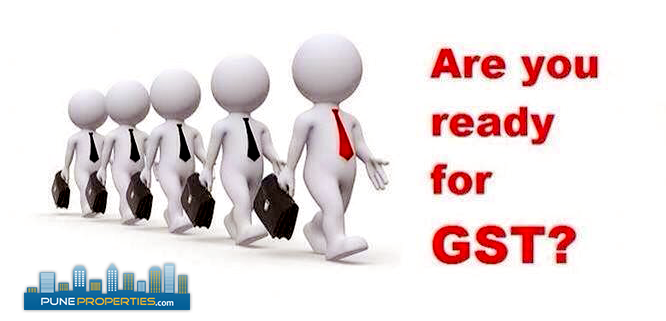 how gst will affect real estate